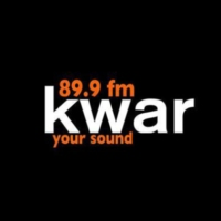Logo of radio station KWAR-89.9 FM