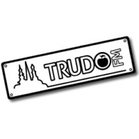 Logo of radio station Trudo FM