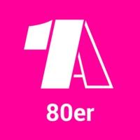 Logo of radio station - 1A 80er -
