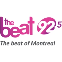 Logo de la radio The Beat 92.5