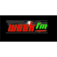 Logo of radio station Week FM Newcomer