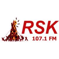 Logo of radio station Ràdio RSK