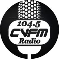 Logo of radio station CVFM Radio 104.5fm