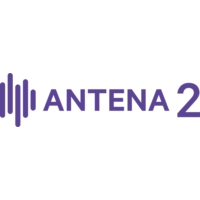 Logo of radio station Antena 2