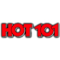 Logo de la radio WHOT HOT 101