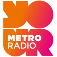 Logo of radio station Metro Radio