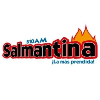 Logo of radio station Salmantina