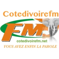 Logo of radio station cote d'ivoire fm