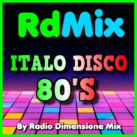 Logo of radio station RDMIX ITALO DISCO 80S