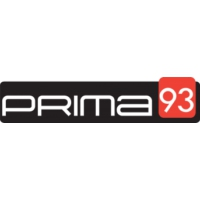 Logo of radio station Prima Radio 93