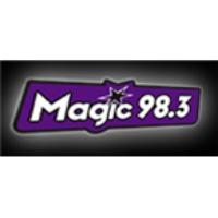Logo of radio station Magic 98.3