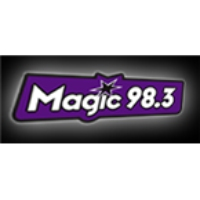 Logo of radio station Magic 98.3