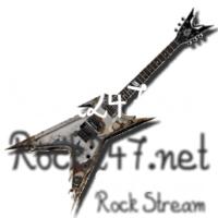 Logo of radio station Rock247 Rock Stream