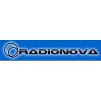 Logo of radio station Radionova