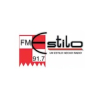Logo of radio station FM Estilo