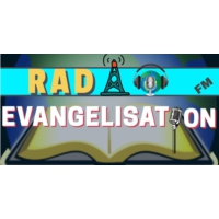 Logo of radio station RADIO EVANGELISATION FM