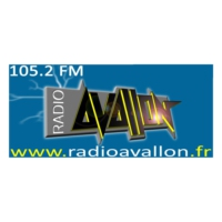 Logo of radio station Radio Avallon