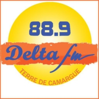 Logo of radio station Delta FM