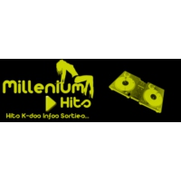 Logo of radio station RADIO MILLENIUM