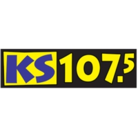 Logo of radio station KQKS KS 107.5