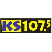 Logo of radio station KQKS KS 107.5