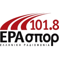 Logo of radio station ΕΡΑ Σπορ 101,8