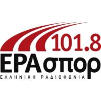 Logo of radio station ΕΡΑσπορ 101,8 - EPT