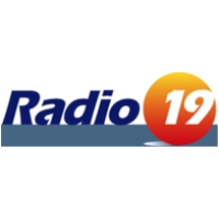 Logo of radio station Radio 19