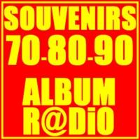 Logo of radio station album radio souvenirs