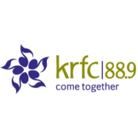 Logo of radio station KRFC Homegrown Radio 88.9 FM