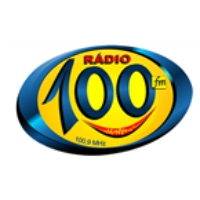 Logo of radio station Rádio 100 100.9 FM