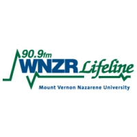 Logo of radio station WNZR 90.9 FM