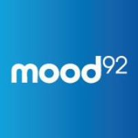 Logo of radio station Mood 92 FM