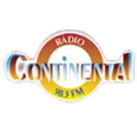 Logo of radio station Continental FM 98.3