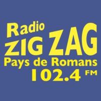 Logo of radio station Radio Zig Zag 102.4