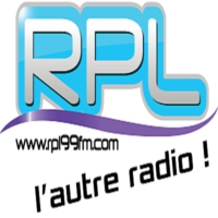Logo of radio station RPL99FM