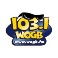 Logo of radio station WOGB 103.1