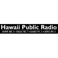 Logo of radio station KIPO HPR