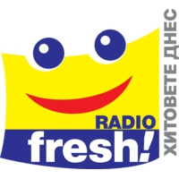 Logo of radio station Радио Fresh!