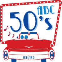 Logo of radio station ABC 50's Ireland