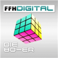 Logo of radio station FFH Digital - Die 80er