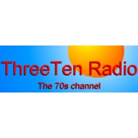 Logo of radio station ThreeTen Radio 70s