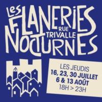 Logo of radio station Les nocturnes de la Trivalle