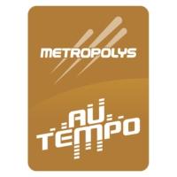 Logo de la radio METROPOLYS AU TEMPO