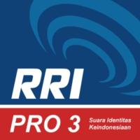 Logo de la radio RRI - Pro 3 Jakarta