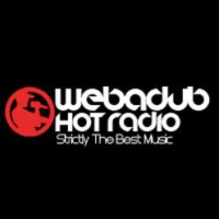 Logo of radio station WEBADUB HOT RADIO