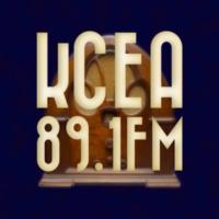 Logo of radio station KCEA 89.1