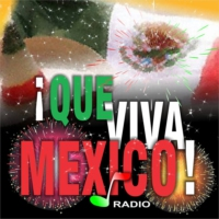 Logo of radio station Que Viva Mexico