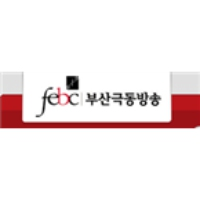 Logo of radio station FEBC Busan FM 93.3