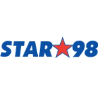 Logo of radio station WBZE Star 98.9 FM
